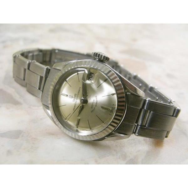 san francisco 89aaa 6558e チュードル・TUDOR アンティーク レディース プリンセスオイスターデイト ツイストラグ ロレックス純正ブレス 1963年 時計