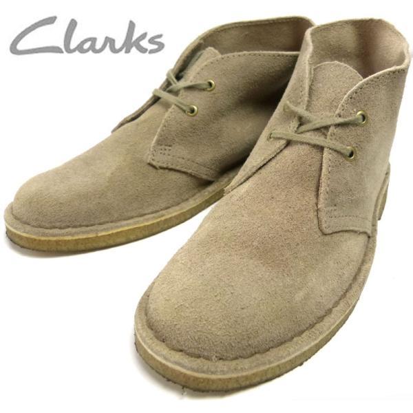 Clarks クラークス デザートブーツ チャッカブーツ 6 1/2M(23.5cm相当)(レディース)