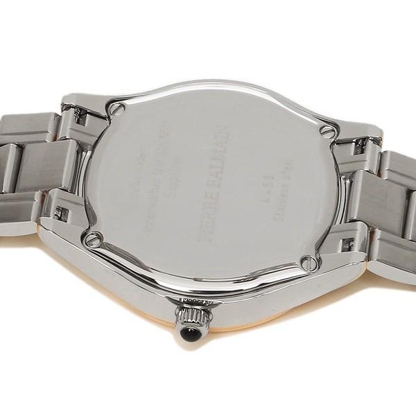 バルマン 腕時計 自動巻き レディース BALMAIN B4458.33.62 シルバー ピンクゴールド ブラック