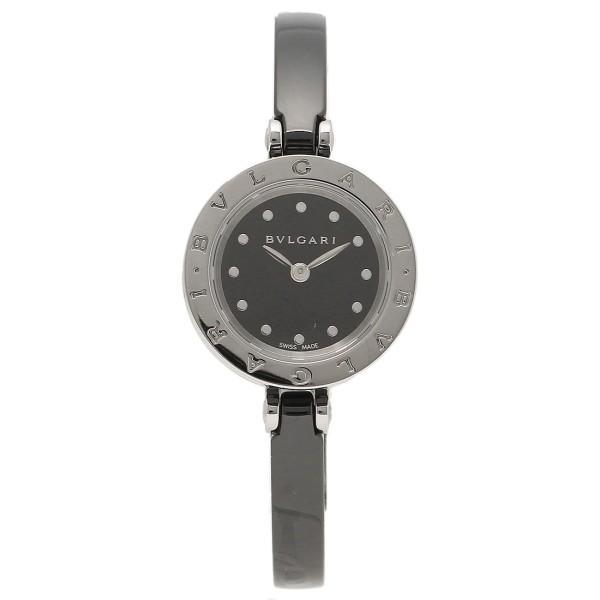 huge selection of c0ae9 7644a 「P10%還元 9/15 0~24時マデ」 ブルガリ BVLGARI 時計 腕時計 ブルガリ 時計 レディース BVLGARI BZ23BSCC.S  B-zero1 ビーゼロワン 腕時計 ウォッチ ブラック