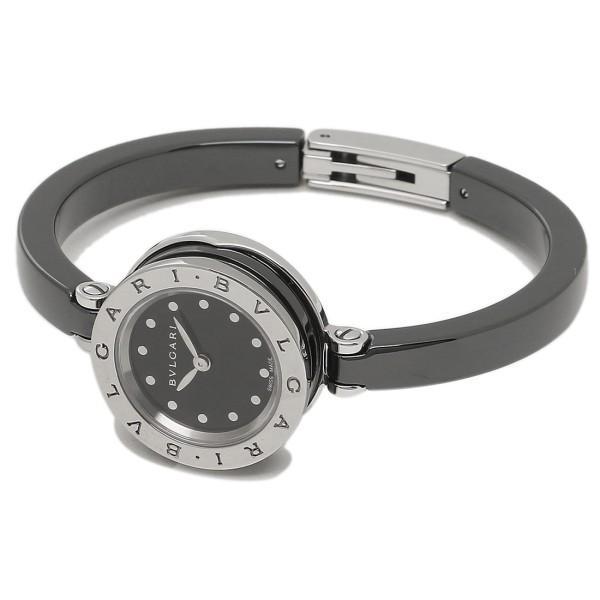 7262b334246f 「P10倍 4/12 10:00マデ」 ブルガリ BVLGARI 時計 腕時計 ブルガリ 時計 レディース BVLGARI BZ23BSCC.S  B-zero1 ビーゼロワン 腕時計 ウォッチ ブラック