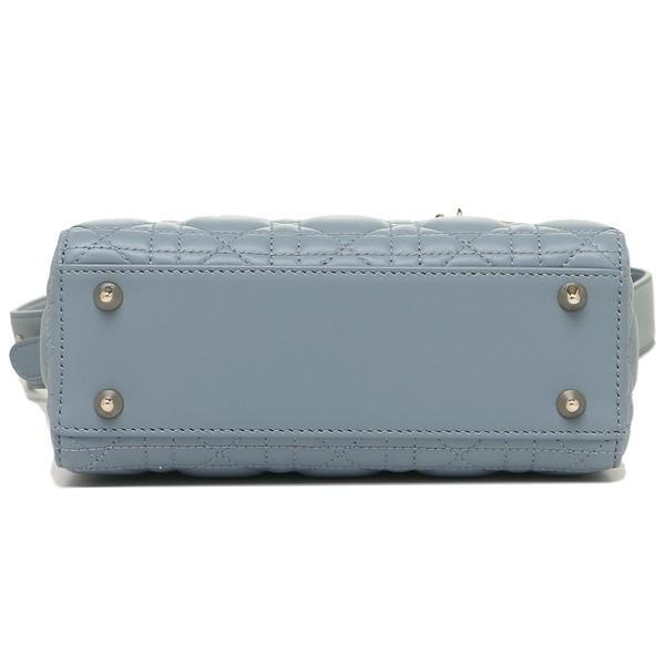 ディオール ハンドバッグ ショルダーバッグ レディース Dior M0532 OCAL M81B ブルー ゴールド