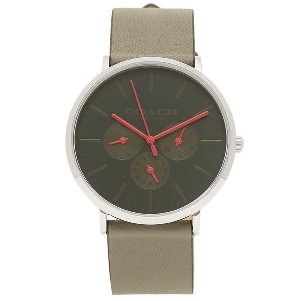 brand new 1ceb7 736f6 コーチ 腕時計 メンズ COACH 14602390 グレー :co-14602390:ブランドショップAXES - 通販 - Yahoo!ショッピング
