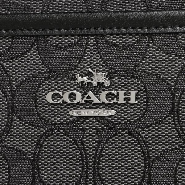 「P5倍」 コーチ バッグ レディース COACH F58285 アウトライン シグネチャー ファイルバッグ ハンドバッグ ショルダーバッグ|axes|09