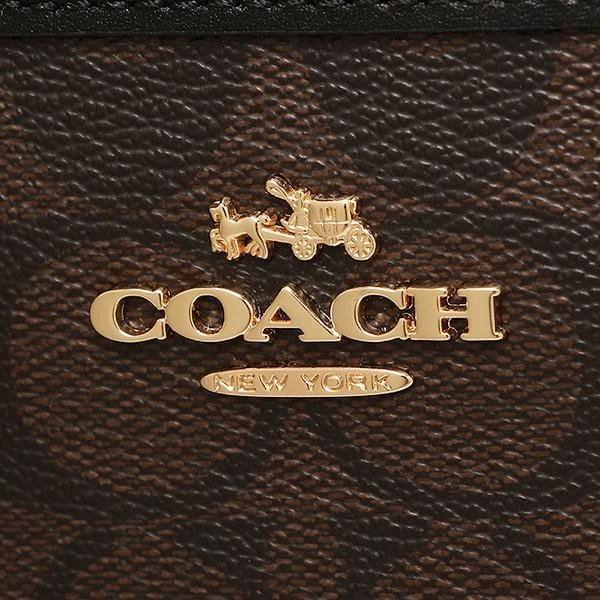 「P10倍 1/25 23:59まで」 コーチ COACH バッグ BAG ショルダーバッグ シグネチャー F58297 ファイル バッグ BAG レディース|axes|09
