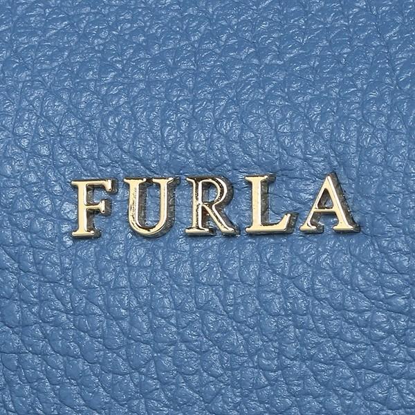 フルラ ハンドバッグ ショルダーバッグ レディース FURLA 984388 BTE2 HSF GEN ブルー