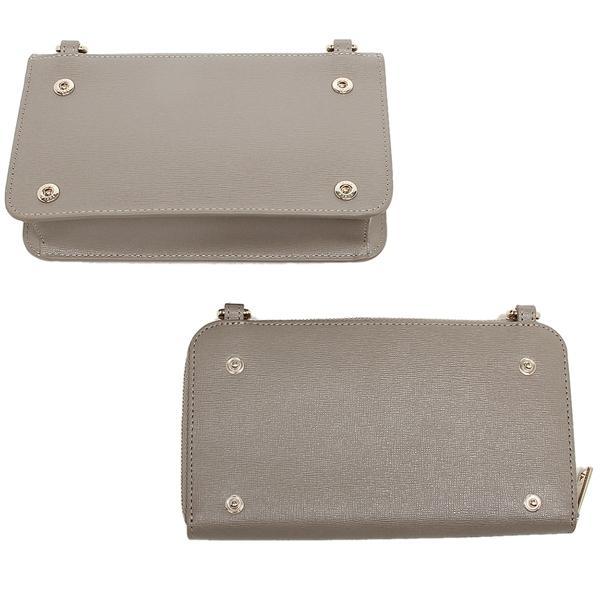 purchase cheap 18d2c 4df7d 「P10%還元 9/15 0~24時マデ」 フルラ FURLA バッグ BAG ショルダーバッグ レディース リーヴァ ショルダー長財布 EL40  B30