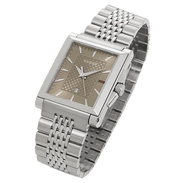 グッチ GUCCI  時計 Gタイムレス G-TIMELESS レクタングル メンズ腕時計 ウォッチ 選べるカラー|axes|06