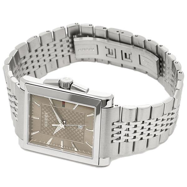 グッチ GUCCI  時計 Gタイムレス G-TIMELESS レクタングル メンズ腕時計 ウォッチ 選べるカラー|axes|07