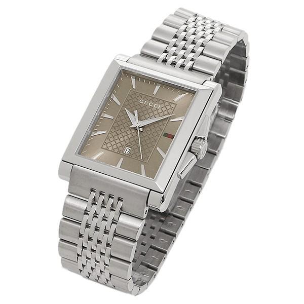 グッチ GUCCI  時計 Gタイムレス G-TIMELESS レクタングル メンズ腕時計 ウォッチ 選べるカラー|axes|09