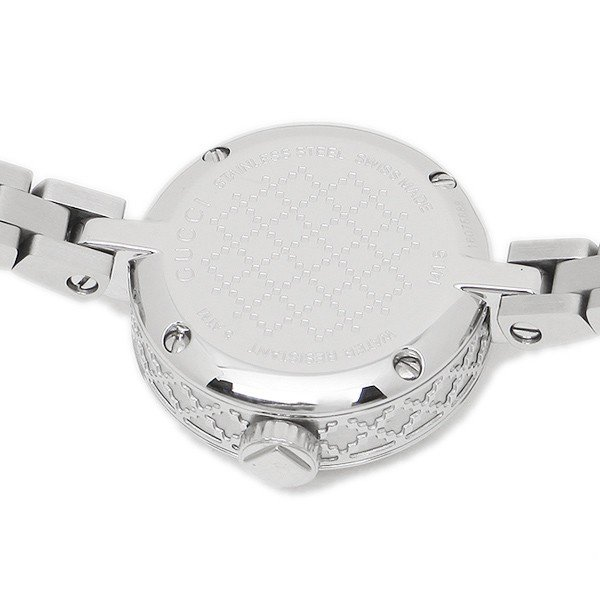 abd240152b6c10 グッチ 腕時計 レディース GUCCI YA141503 シルバー :gu-ya141503 ...