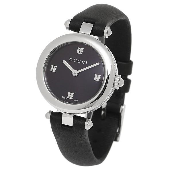 078e0b37102 ... GUCCI 腕時計 レディース グッチ YA141506 シルバー ブラック|axes| ...
