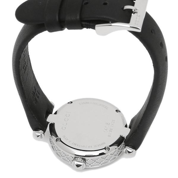 3ca8cc6ea8b ... GUCCI 腕時計 レディース グッチ YA141506 シルバー ブラック|axes|07