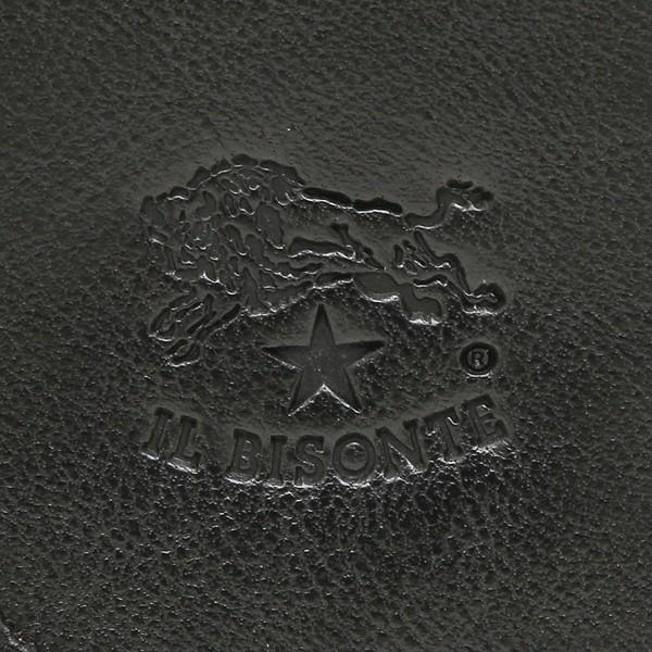 イルビゾンテ キーケース メンズ/レディース IL BISONTE C0251P 153 ブラック