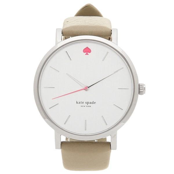 [10%offクーポン] ケイトスペード 腕時計 レディース アウトレット KATE SPADE KSW1473 グレー