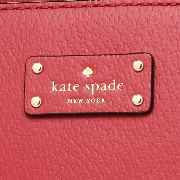 ケイトスペード ハンドバッグ ショルダーバッグ アウトレット レディース KATE SPADE WKRU4928 631 レッド
