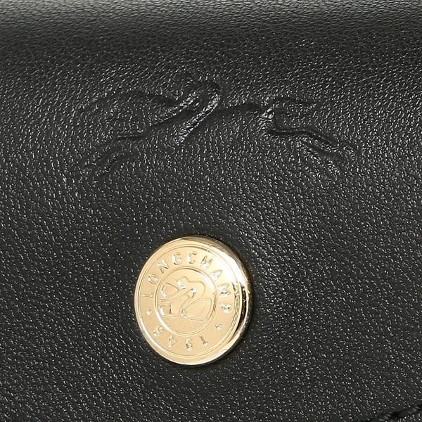 「10%OFFクーポン」 ロンシャン ショルダーバッグ レディース LONGCHAMP 1061 HLH D95 ブラック マルチ