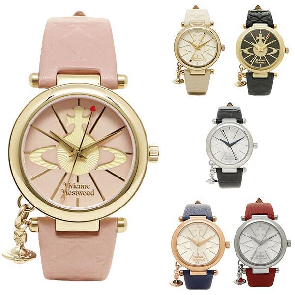 ヴィヴィアンウエストウッド VIVIENNE WESTWOOD 時計 VV006 ORB オーブ レディース腕時計ウォッチ 選べるカラー|axes