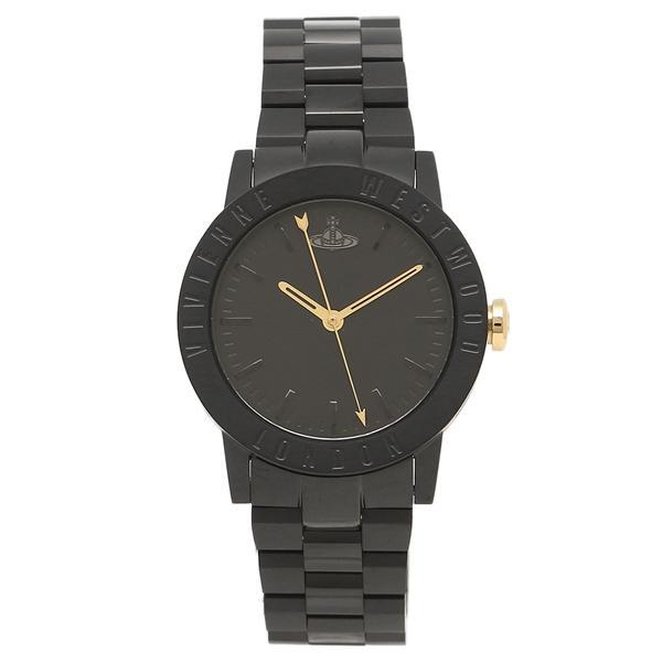 ヴィヴィアンウエストウッド 腕時計 レディース VIVIENNE WESTWOOD VV213BKBK ブラック|axes