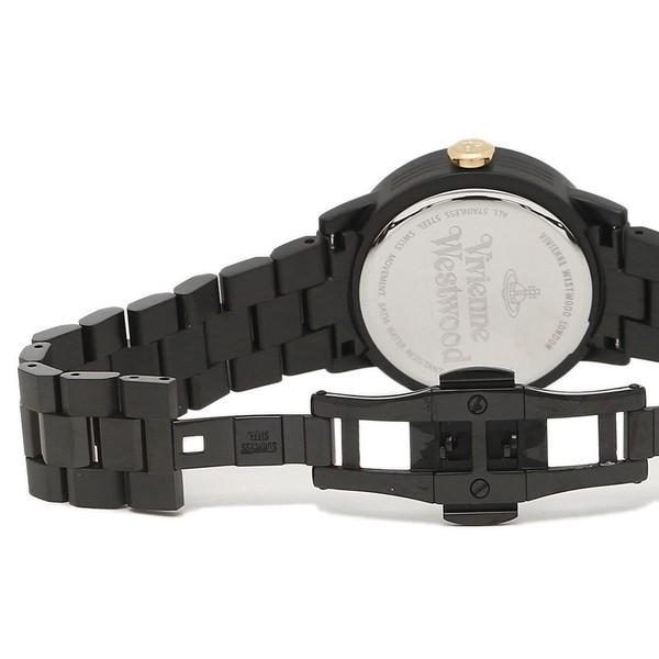 ヴィヴィアンウエストウッド 腕時計 レディース VIVIENNE WESTWOOD VV213BKBK ブラック|axes|02