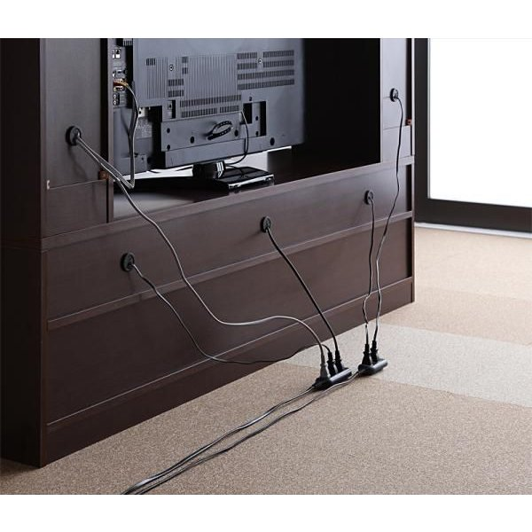 ハイタイプ テレビボード miraggio ミラジオ テレビ台 TV台 テレビラック TVラック TVボード AVラック AVボード AV収納 リビング収納 大型 大容量 引き出し|axisnet|06