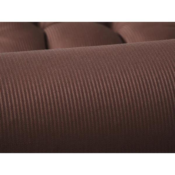 フロア コーナーソファ yuffy ユフィ フロアタイプ 日本製 ファブリック ブラウン コーナーソファー フロアソファ フロアソファー ロータイプ ローソファ|axisnet|02