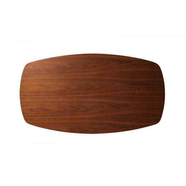 限定 特価 センターテーブル 木製 リビングテーブル 折脚テーブル ウォールナット北欧風 レトロデザイン 折り脚 折りたたみ 天然木 木製テーブル 木脚|axisnet|05