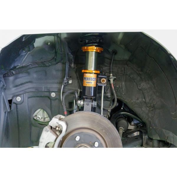 【フロントのみ】パーフェクトダンパーII 80系 ヴォクシー ノア エスクァイア 車高調 アクシススタイリング|axisstyling|09