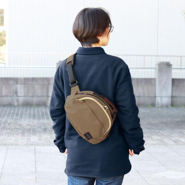 がま口ポシェット型ボディバッグ コーデュラ(R) 在庫商品|ayano-koji|06