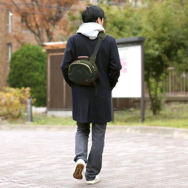 がま口ポシェット型ボディバッグ コーデュラ(R) 在庫商品|ayano-koji|07