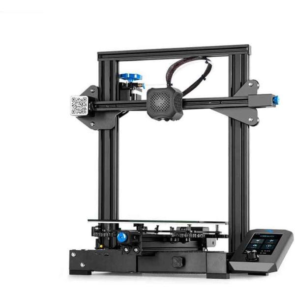 Creality3DEnder3-V23Dプリンター(超サイレントTMC2208ブランド電源カーボランダムガラスプラットフォーム