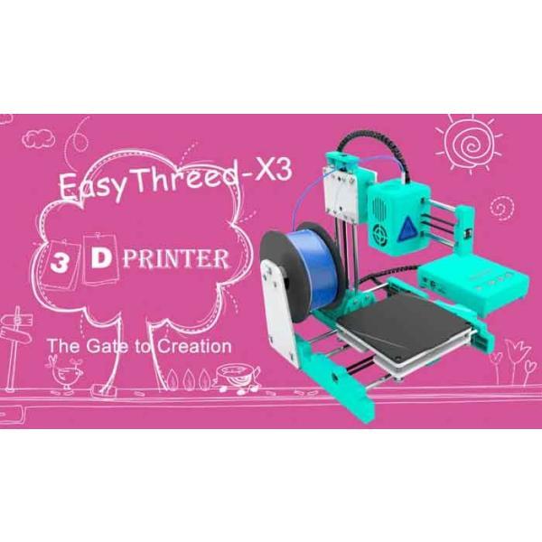 簡単 きれいな造形です 大型造形150mm角 EasyThreed/エージースリーディーX33Dプリンター本体 正規販売代理店