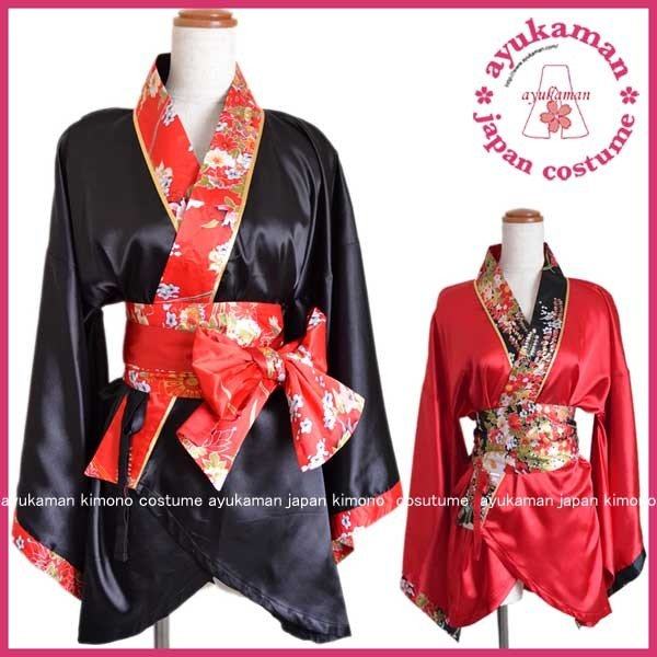 1670ebeb9a305 よさこい 衣装 和柄 衣装 ダンス 着物ドレス cwa-a1031 1031 レッド ブルー