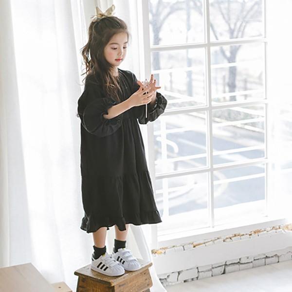 67dfca3d19b33 子供服 女の子 ワンピースドレス キッズ ワンピース チュール ワンピース ハイウエスト 綿 ワンピース レースドレス 韓国子供服 通学 通園 ワンピ  キッズ