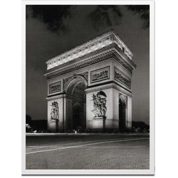 アートフォト・絵画・壁掛け Chris Bills Arch de Triumph(クリス・ビルズ 凱旋門)