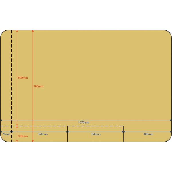 デスク用パーテーション(10枚セット) az1store 05