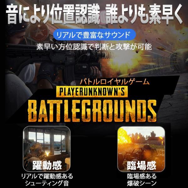 ゲーミングヘッドセット ヘッドホン スイッチ PS4  PC フォーナイト ボイスチャット 対応 ゲーム ヘッドフォン Switch ゲーミング リモコン マイク付き 限定価格|azbex-tec|16