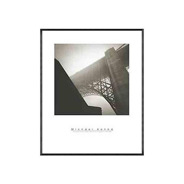 Golden Gate Bridge Study 2(マイケル ケンナ) 額装品 アルミ製ハイグレードフレーム