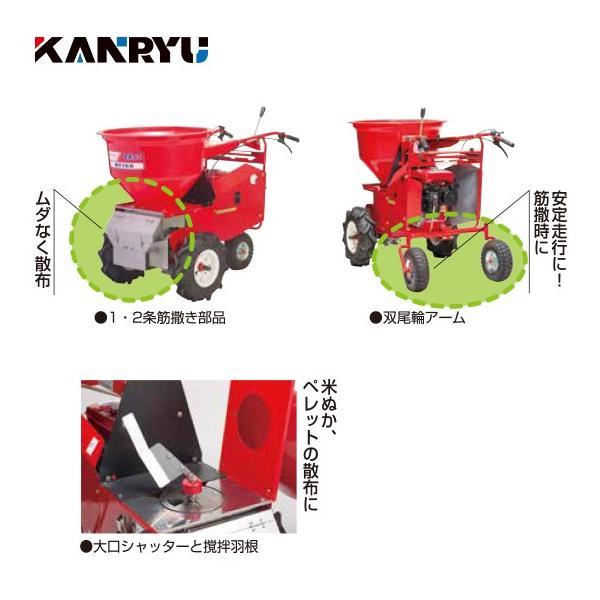 カンリウ工業 <オプション品>まきっこ MF760シリーズ用 大口シャッター F040 Y9003 aztec 02