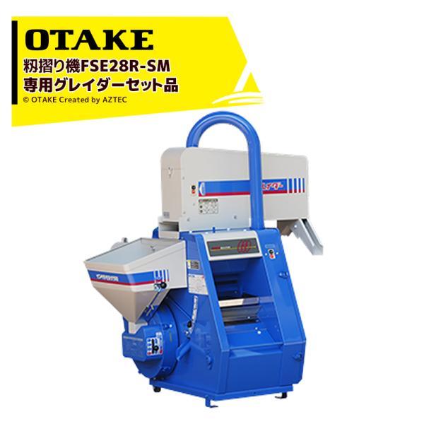 大竹製作所 籾摺り機 ミニダップ FSE28R-G-SM 180〜300kg/h( 3〜5俵/時 )