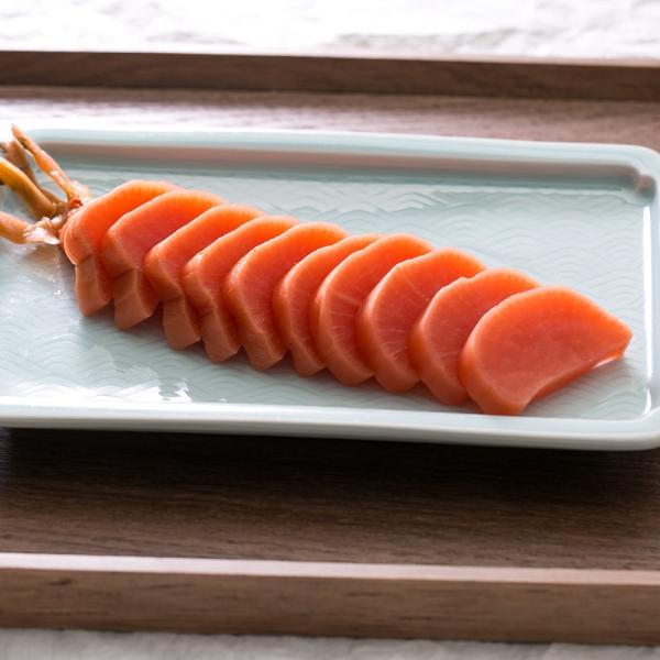 (メール便-2)赤かぶたくあん(220g)/赤かぶら漬け//|azusaya