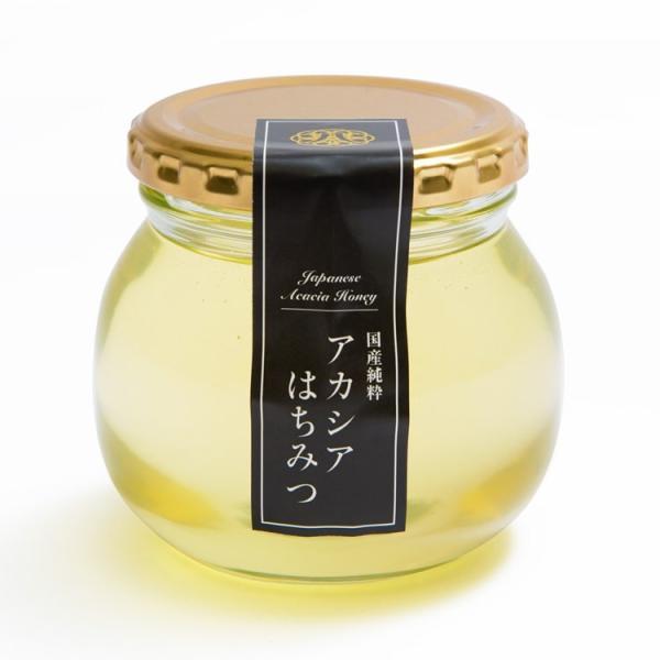 信州丸八 純粋アカシア はちみつ 国産 蜂蜜 340g