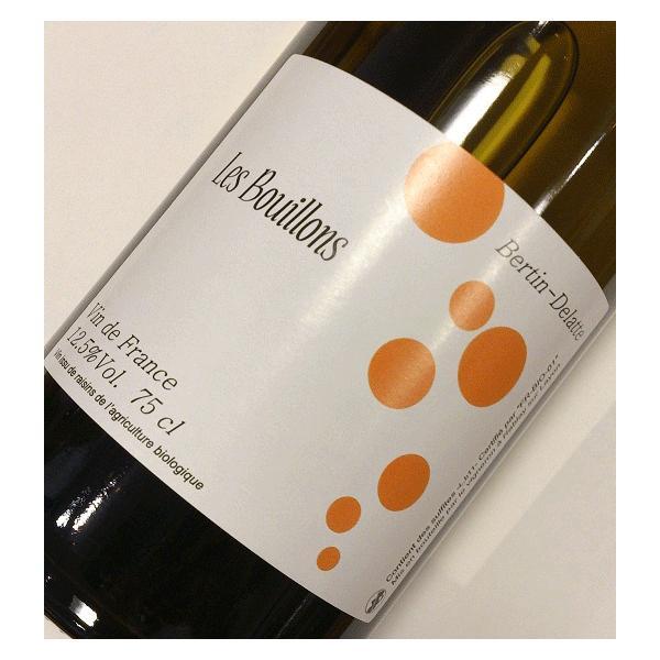 【ロワール自然派ワイン】レブイヨン/ニコラ・ベルタン【白】Les Bouillons/Nicolas Bertin 2011 azwine