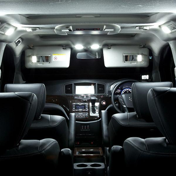 プリウス 30 LED ルームランプ/室内灯 セット SMD/LED 62発!(送料無料)|azzurri
