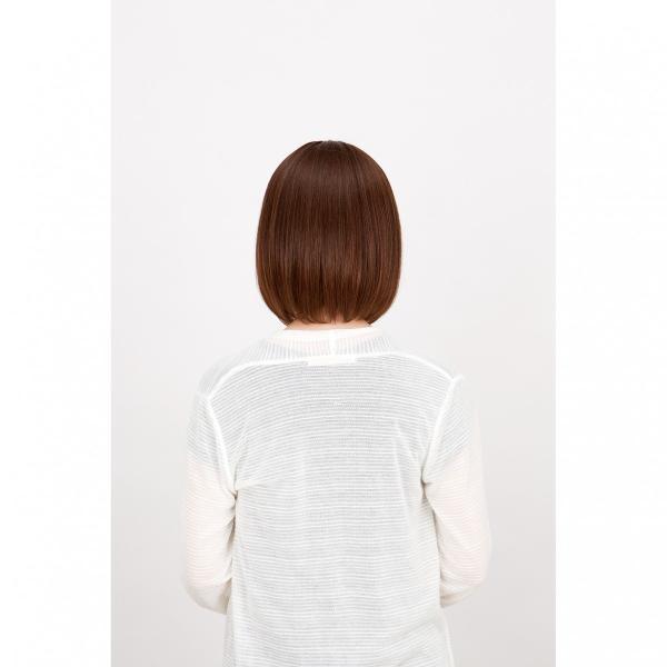 ウィッグ ラパンドアール 耐熱  ナチュラルボブ フルウィッグNo1063 女性用かつら