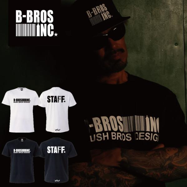 BUSH BROS DESIGN(ブッシュブロスデザイン) 半袖 Tシャツ EYES AIM PREY S/S TEE(BBD-SS002) ストリート系 B系 大きいサイズ|b-bros