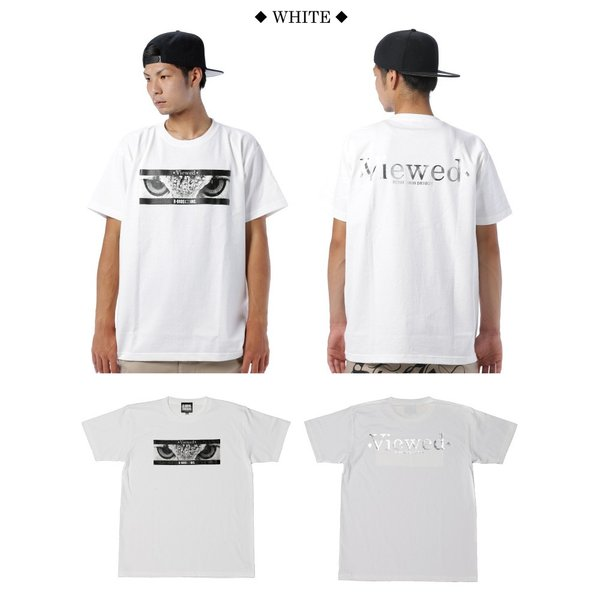 BUSH BROS DESIGN(ブッシュブロスデザイン) 半袖 Tシャツ EYES AIM PREY S/S TEE(BBD-SS002) ストリート系 B系 大きいサイズ|b-bros|02