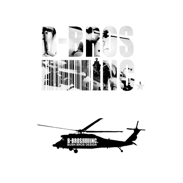 BUSH BROS DESIGN(ブッシュブロスデザイン) 半袖 Tシャツ COMBAT S/S TEE(BBD-SS006) ストリート系 B系 大きいサイズ|b-bros|04