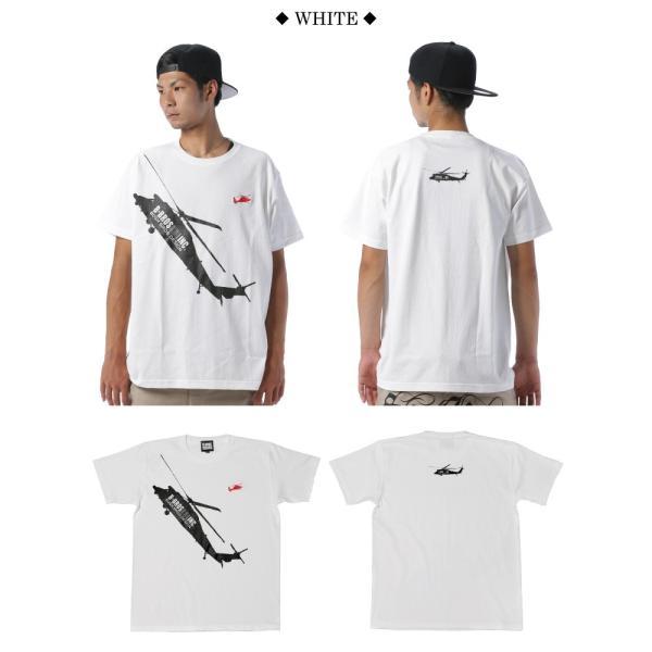 BUSH BROS DESIGN(ブッシュブロスデザイン) 半袖 Tシャツ BIG HELI S/S TEE(BBD-SS008) ストリート系 B系 大きいサイズ|b-bros|02