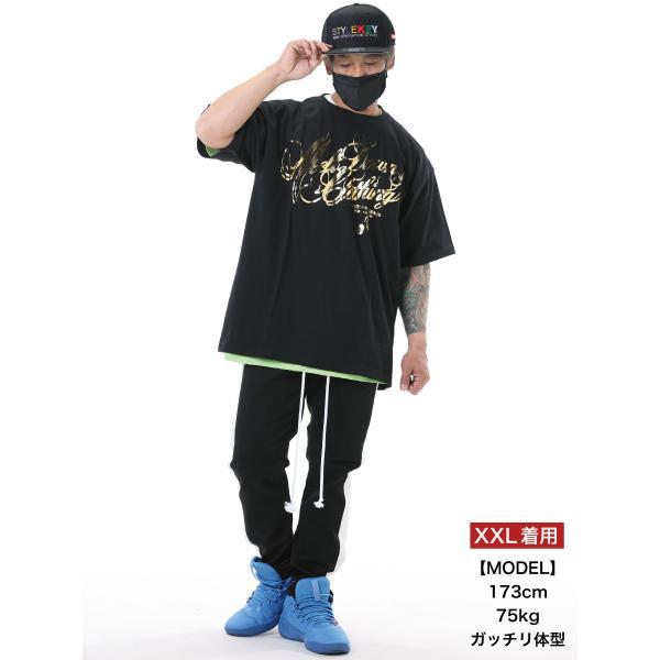 MELTDOWN(メルトダウン) Tシャツ FOIL SCRIPT S/S TEE(MD18SS-SS02) ストリート系 B系 大きいサイズ|b-bros|02